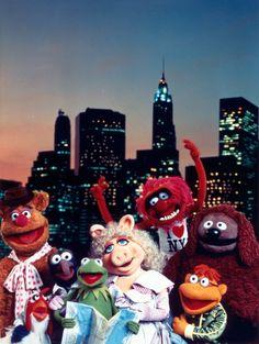 Muppets Take Manhatten