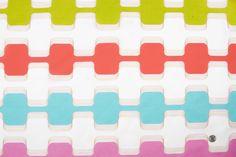 hp9642 primary red/teal/fuchsia/capri kiwi geometric prints