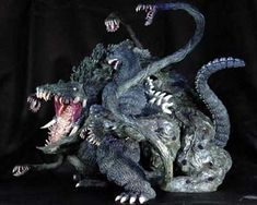 T-Facto Godzilla 1989 vs BIOLLANTE GALLOPING GHOST PRODUCTIONS http://www.gallopingghost.com