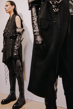 Youth and pop culture provocateurs since Fearless fashion, music, art, film, politics and ideas from today's bleeding edge. Cyberpunk Fashion, Emo Fashion, Gothic Fashion, Paris Fashion, Gothic Corset, Gothic Lolita, Victorian Gothic, Gothic Girls, Punk Girls