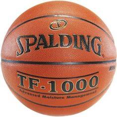 Spalding Basketball Ball - 74-733E TF 1000 NHFA Approved Size 7 Basketball