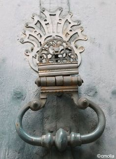 Aldabas - Heurtoirs - Door Knockers http://mescliches.new.fr/