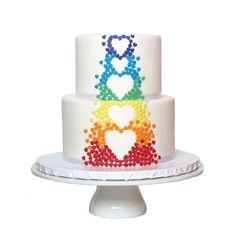 Sugarlips Cakes || Bruidstaarten Gallerij | Sugarlips Cakes