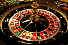 Roulette casino. on Behance
