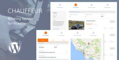 Chauffeur Booking System is a powerful limo reservation WordPress plugin for companies of all sizes. It can be used by both limo and shuttle operators. It provides a simple, step-by-step booking process and an intuitive backend administration.
