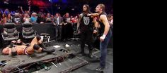 sparksnail: WWE Payback Results,The Shield Reunion?