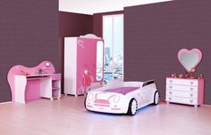 40 Safe and Adorable Bedroom Ideas for Toddler Girls 18