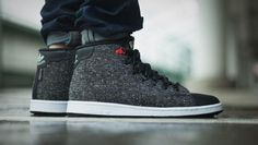 "adidas Stan Smith Winter Mid ""Core Black"""