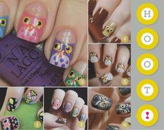 Hoot Hoot! More Owls :)