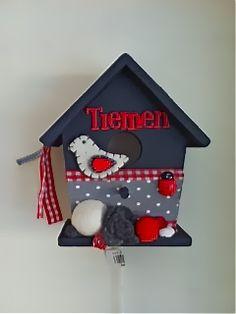 Birdhouse Tiemen