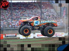 Dodge Ram Monster Trucks - LGMSports.com