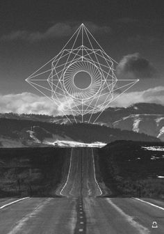 The eye of the road