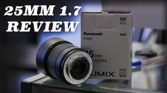 Video review of the recently released Panasonic 25mm 1.7 lens. All footage (aside from the actual shots of the lens, obviously) was shot using the 25mm 1.7 l...