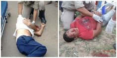 Blog Paulo Benjeri Notícias: Aposentado é atropelado no centro de Ouricuri