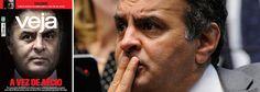 Veja decreta morte de Aécio Neves: propina em NY