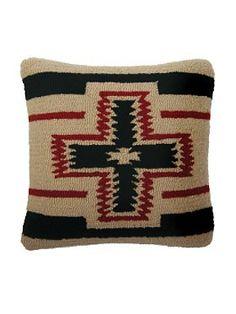 Pendleton San Miguel Hooked Pillow