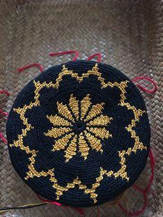 Tapestry Bag, Tapestry Crochet, Crochet Tote, Rosettes, Macrame, Beanie, Tote Bag, Pattern, Crochet Purses
