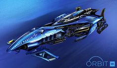 ORBIT - Racing Team | Omega III by IllOO on DeviantArt