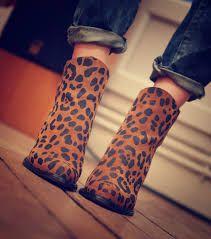 """Résultat de recherche d'images pour """"boots léopard"""""""