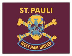 FC St Pauli & West Ham United Mash Up #COYI