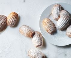 Madeleines: As if you need another reason to make these mini cakes for dessert: The batter can be prepped the day before.