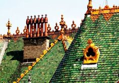 Museum of Applied Arts Budapest – the gem of Hungarian secession Art Nouveau as a style always provokes a reaction, and it is impossible to remain indifferent. Budapest, Hungary, Rooftop, San Francisco Skyline, Art Nouveau, Cabin, Architecture, House Styles, Travel