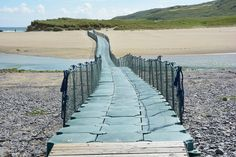 Floating jetty in Ireland any travel agent want to sponsor this photo contact billhoynes35@gmail.com.