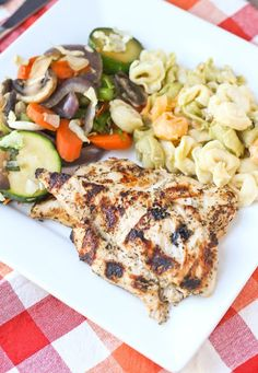 Greek Style Chicken Marinade - perfect for grilling! Recipe on Yummly. @yummly #recipe