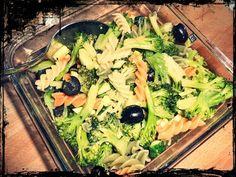 [Cooking Monday #133] Spirelli-Brokkoli-Salat ︱ lecker︱ einfach︱Pasta︱Sommerrezept - YouTube