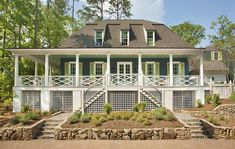 Five respected interior designers have come together to design the 2016 Southern Living Idea House, opening its doors in Mt Laurel on June 25, 2016.