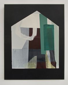 Housing Estate   Mixed Media Works by Jessica Bell