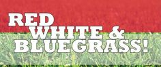 Red, White & #BlueGRASS Free #Concert on the Red Brick Lawn in #Aspen, 9/5