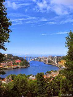 Rio Douro e Ponte da Arrábida - Porto Mais Portugal - Google+