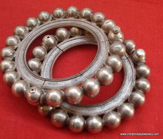 vintage antique ethnic tribal old silver by indiantribaljewelry, $695.00