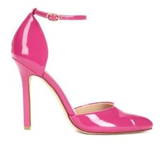 Pink Pumps. love this exact pair but the site is gone so maybe the shoes are too.......