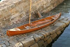 Suggestions on ribbed/planked canoes