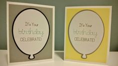 It's your birthday celebrate card by PaperGeenius.