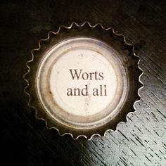 Worts and all. (Saint Arnold Brewing cap) #craftbeer