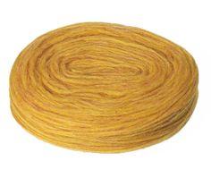 Plötulopi 1424 - golden - available at alafoss.is #yarn #knitting #wool #icelandic