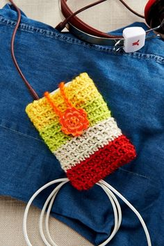 Crocheting Gadgets : Gadget Covers on Pinterest Kindle Cover, Cell Phone Cases and ...