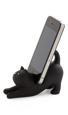 "Hold the Phone, This is Too Cute! | Community Post: 17 Fab Things For The Hip And Cool ""Crazy Cat Lady"""