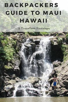 No trip to Maui is complete without exploring the Road to Hana. These are the best stops on the Road to Hana, that you must add to your road trip itinerary. Sunsets Hawaii, Hawaii Hikes, Hawaii Ocean, Maui Hawaii, Kauai, Trip To Maui, Hawaii Vacation, Hawaii Travel, Travel Usa