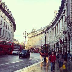 Vivere a #Londra, le mie emozioni
