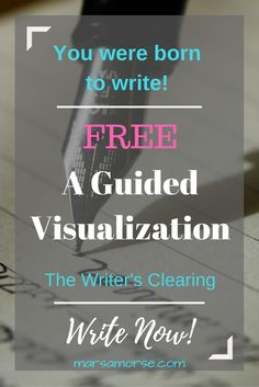 You were born to write! Clear away your doubts and learn to write. Bloggers, novelists, screenwriters, and creatives let's get started.