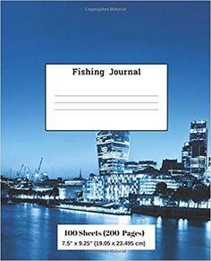 Fishing Journal: Ricky Lee: 9781695600157: Amazon.com: Books