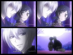 YES TOMOE, YOU CAN KISS HER