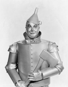 Tin Man - Wizard of Oz