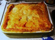 Heerlijke Herfst Kip-champignon-groentetaart (British Pie) recept | Smulweb.nl