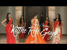 Hey Guys, after quite sometime we are again posting a video on Bridal choreography. The song is Kithe reh gaya by Neeti Mohan. Hope you guys like it. Dance Choreography Videos, Dance Videos, Indian Wedding Songs, Wedding Dance Video, Video Studio, Sanya, Cute Songs, Dance Moves, Wedding Photography