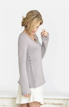 Ravelry: Norwood Pullover No. 20154 pattern by Sylvia Hager